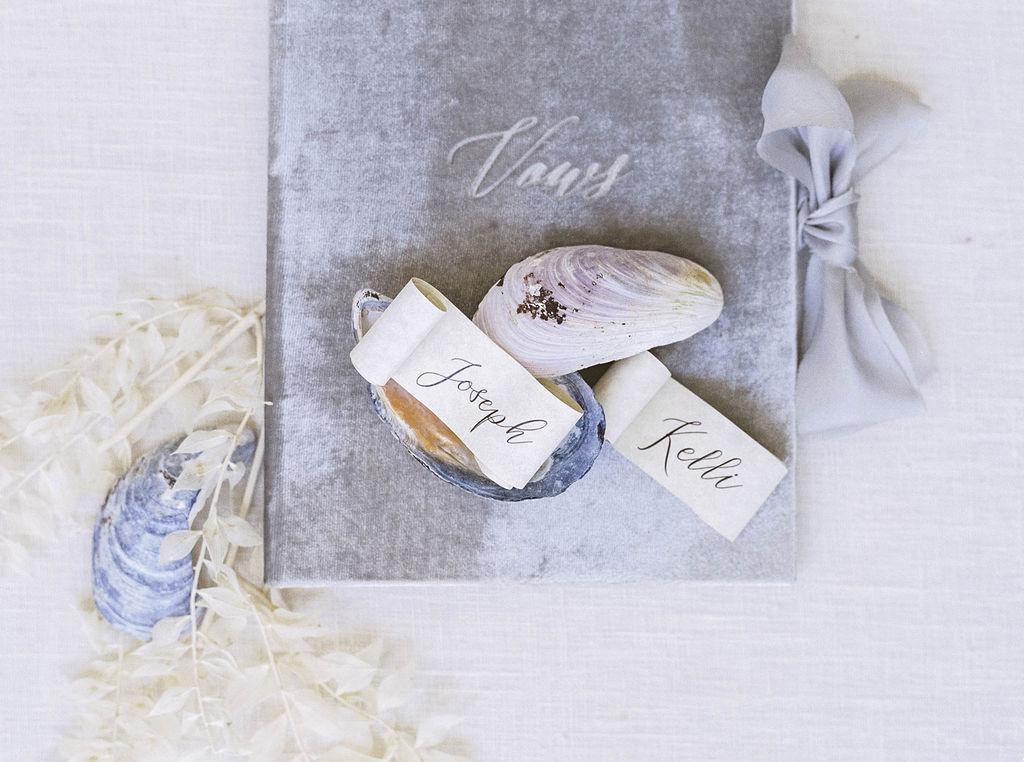 Details - Nova Scotia wedding shoot