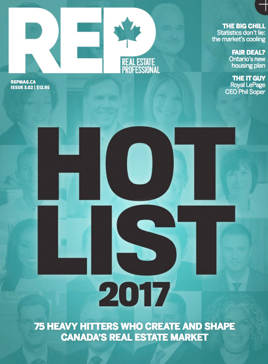 REP Hot List 2017