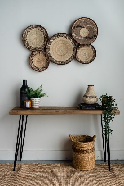 Wall Baskets - Set 6